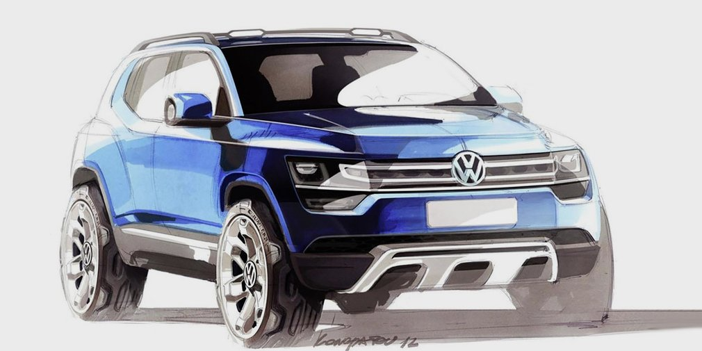 Volkswagen представит новый кроссовер в 2021 году 1