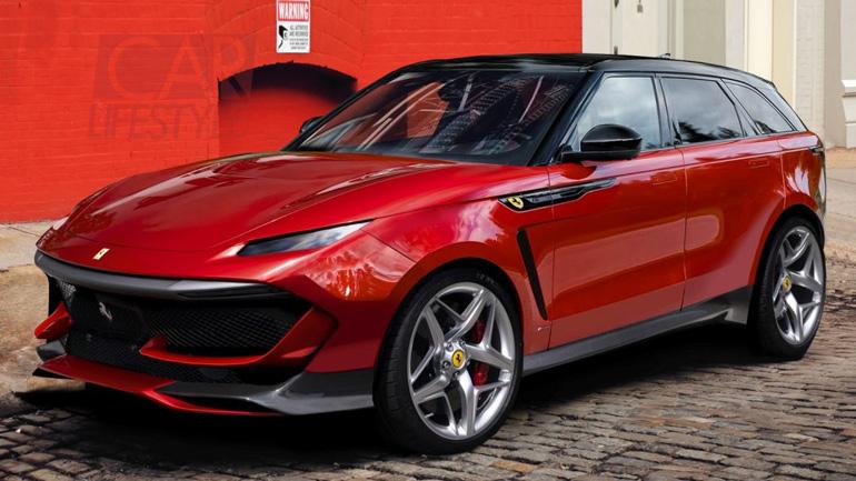 Ferrari расширит ассортимент суперкаров 1