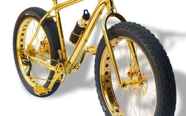 «Велик по цене десяти Геликов»: как выглядит самый дорогой в мире велосипед 1