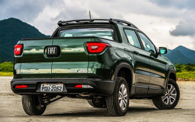 Fiat засветил пикап 2020 года 1