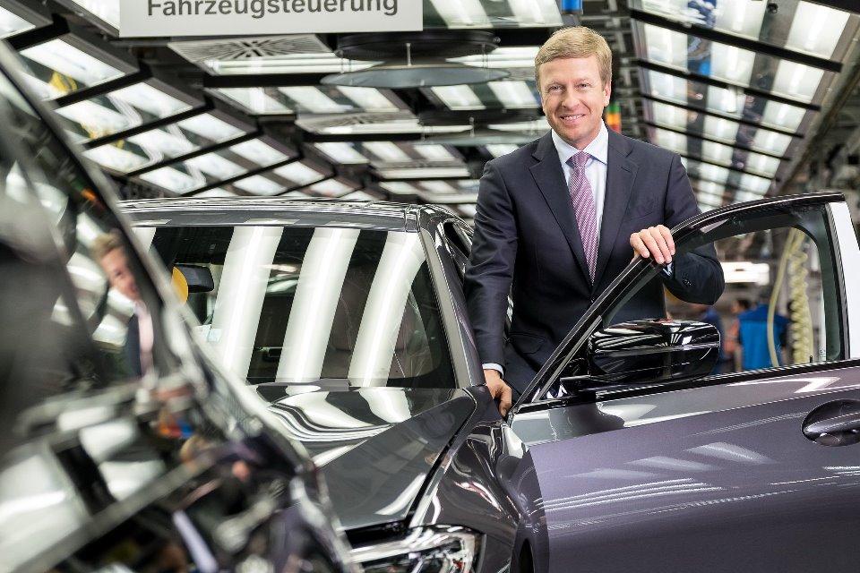 BMW выбрала нового руководителя компании 1
