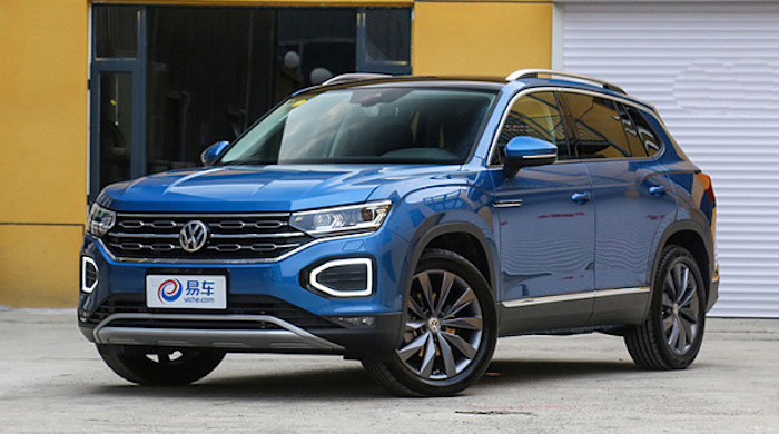 Volkswagen Tayron установил рекорд по продажам 1