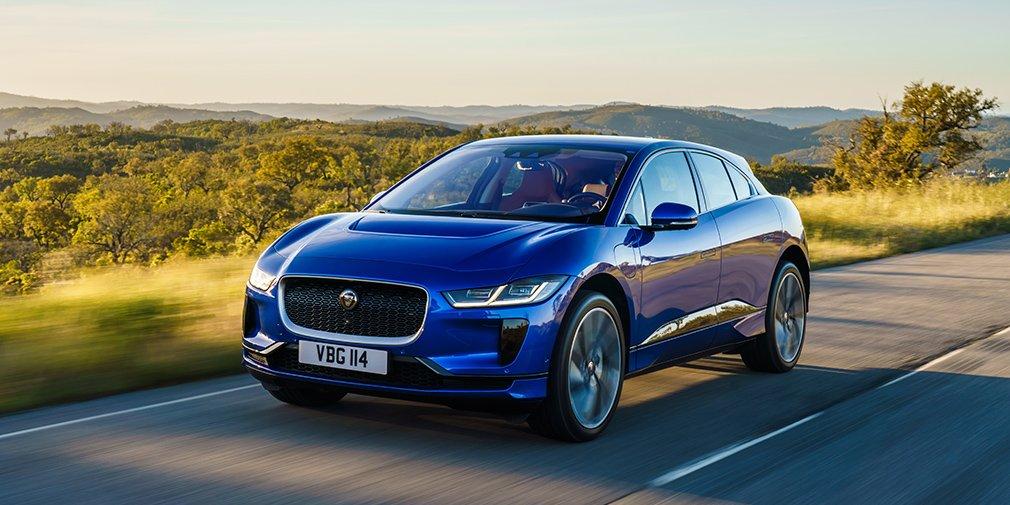 Автомобили Jaguar Land Rover получат детали из пластиковых отходов 1