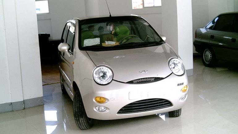 ТОП-10 качественных китайских копий популярных авто 5
