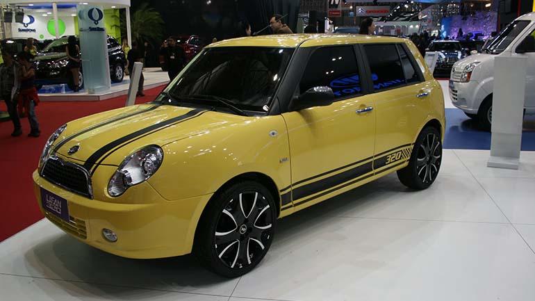 ТОП-10 качественных китайских копий популярных авто 6
