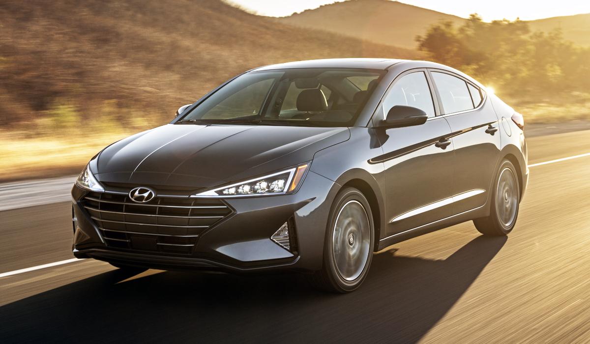 Hyundai Accent и Elantra переходят на вариатор 1
