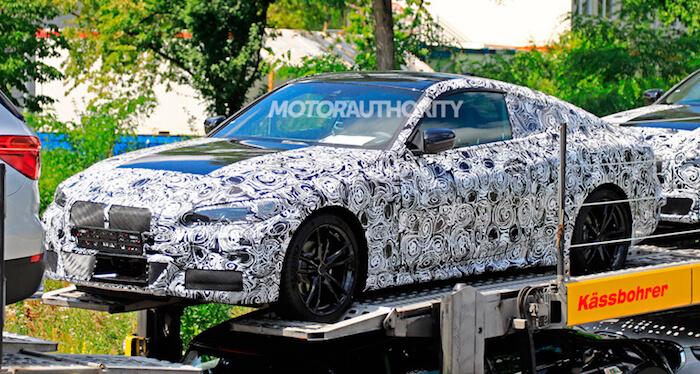 BMW работает над новым поколением 4-Series 1