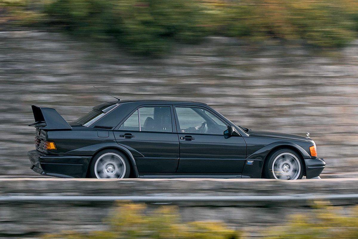 Как выглядит Mercedes 190 E за 320 000 евро 2