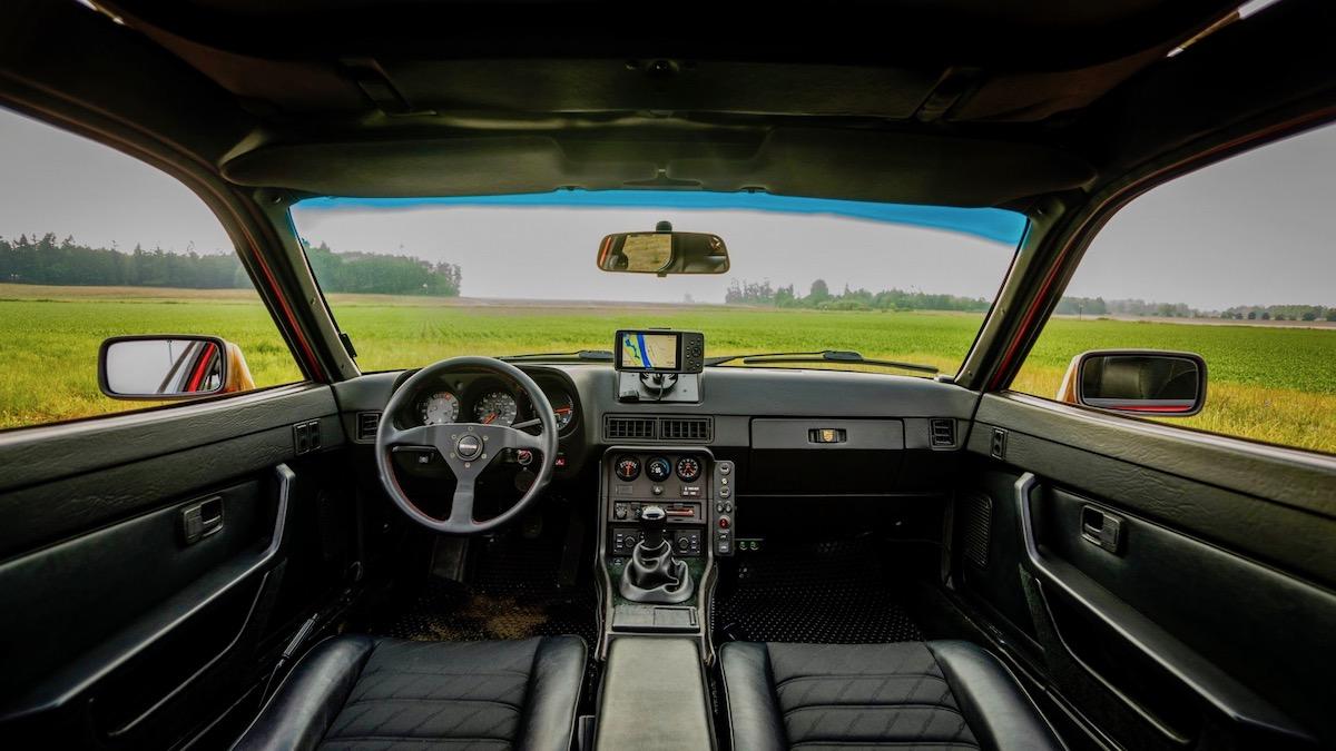 На продажу выставили внедорожный Porsche 924 2