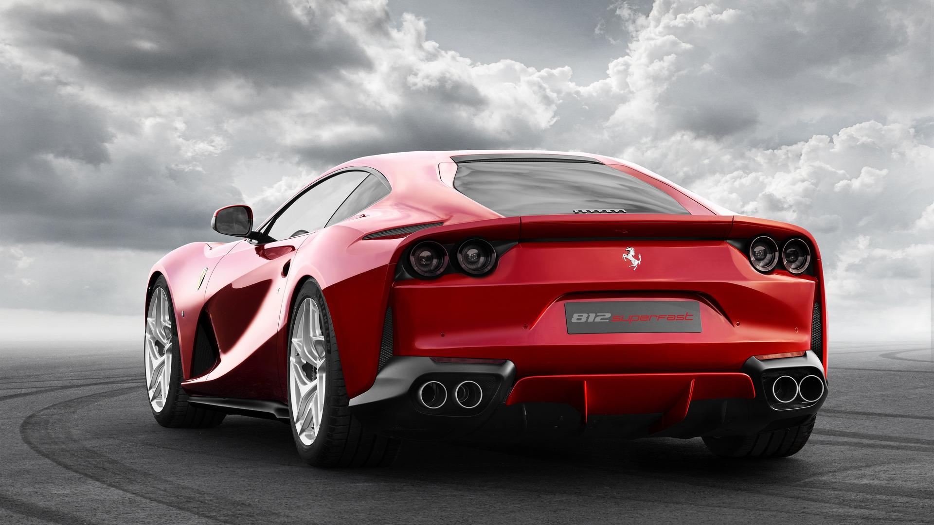 Ferrari готовит к сентябрю новую модель без крыши 1