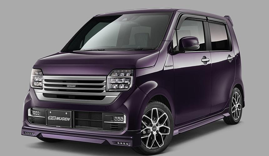Представлена Honda N-WGN второго поколения в стиле ретро 3