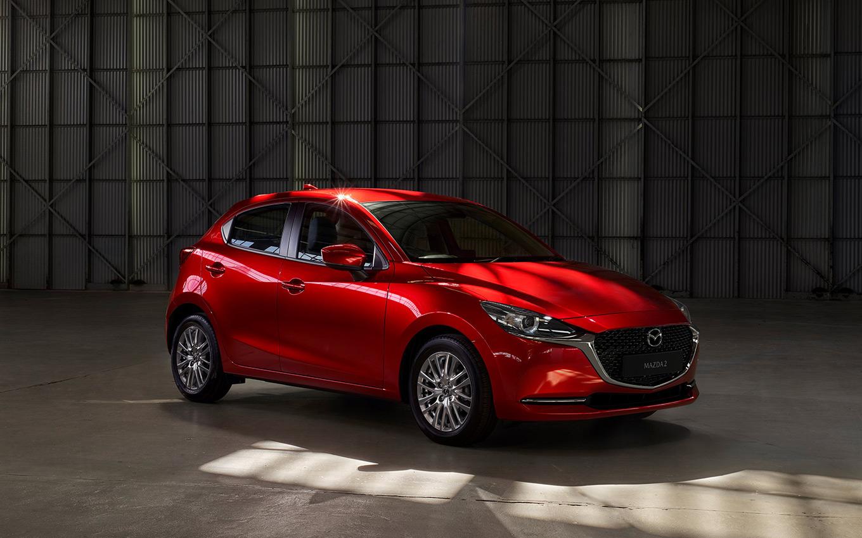 Хэтчбек Mazda2 обновился и сменил имя в Японии 1