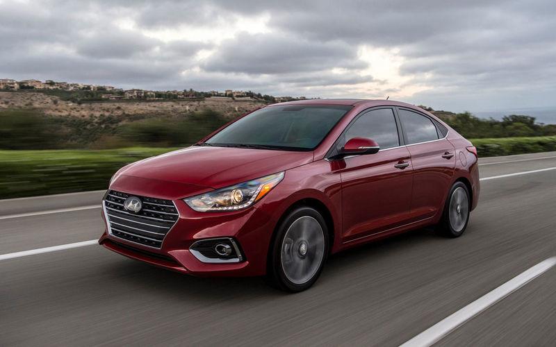 Обновление Hyundai Solaris коснется и двигателей 1