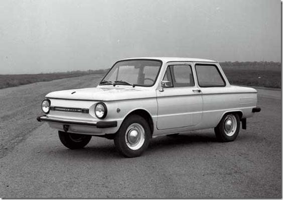 «Запорожец» - самый популярный автомобиль в истории Украины 1
