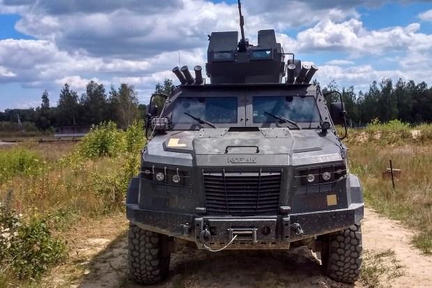 Превзошел все ожидания: новый украинский бронеавтомобиль «Козак-2М1» прошел государственные испытания 1