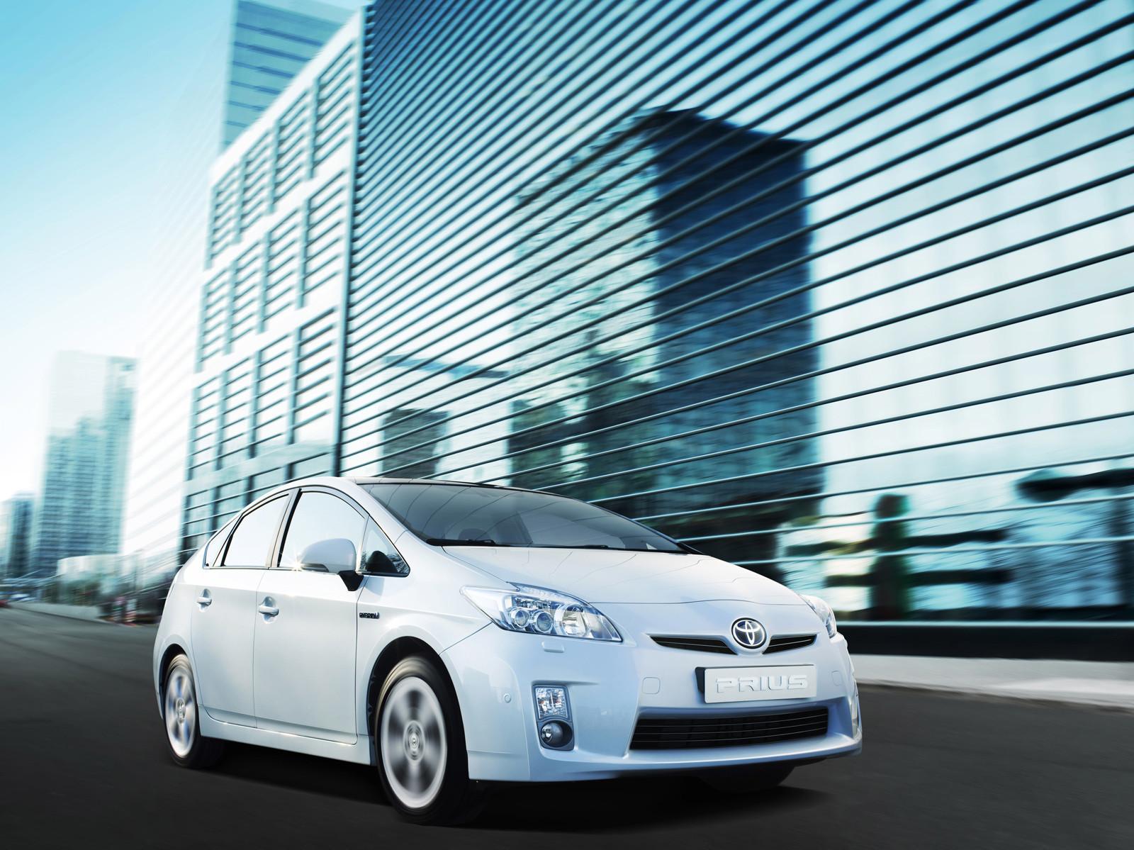 Автомобили Toyota не позволят путать педали 1