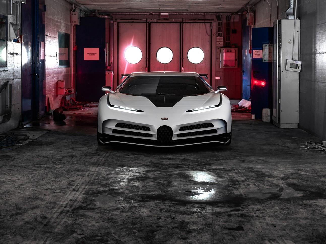 Показан автомобиль за 8 млн евро: фото Bugatti Centodieci 2