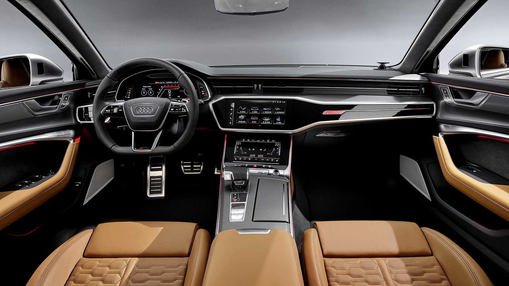 У Audi появился 600-сильный и очень красивый «сарай» 4