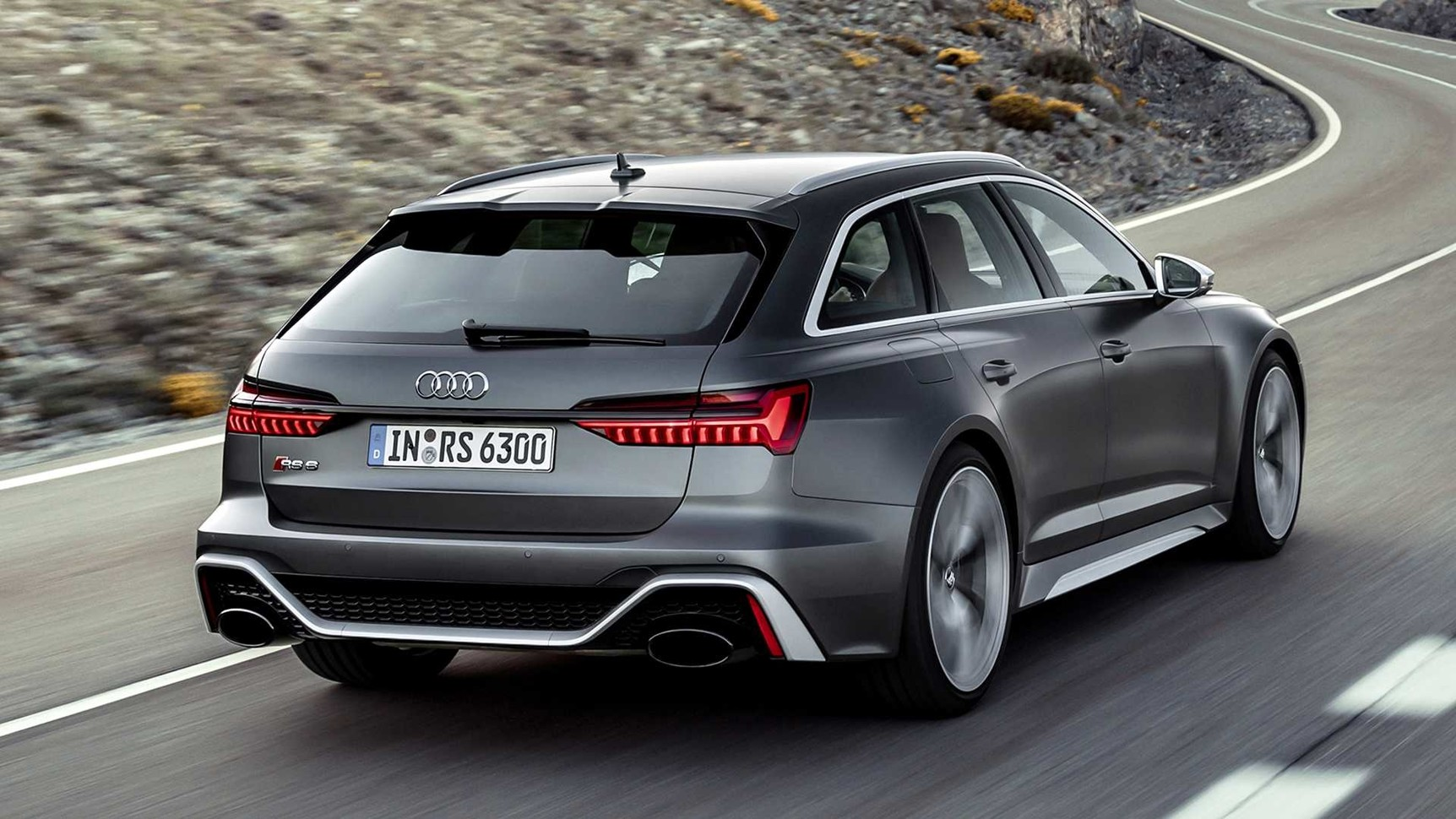 У Audi появился 600-сильный и очень красивый «сарай» 3
