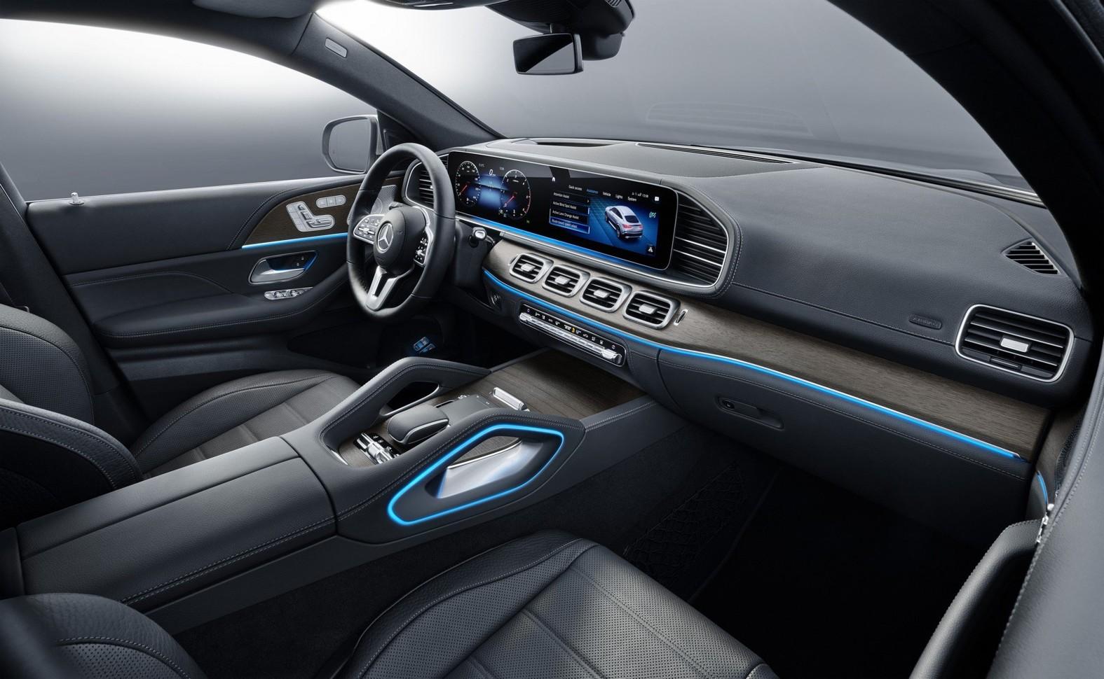 Новый необычный Mercedes: еще один внедорожник-купе 2