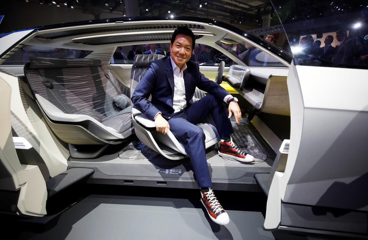 Hyundai представил электрокар 45 2