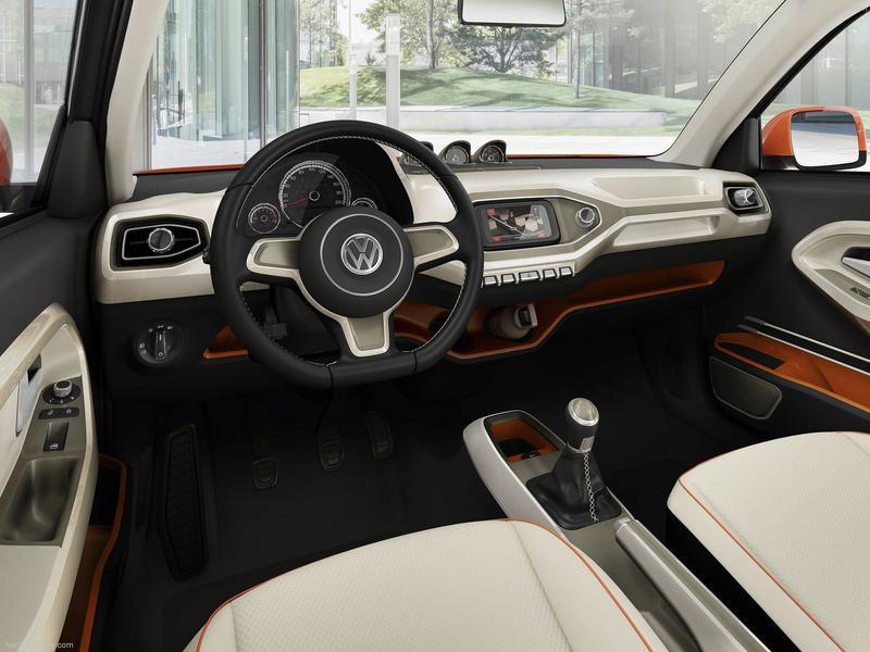 Volkswagen выпустит очень маленький бюджетный кроссовер 2