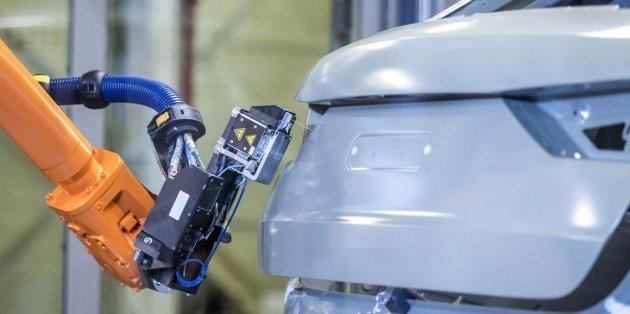 Audi изобрела новый способ покраски кузова 1