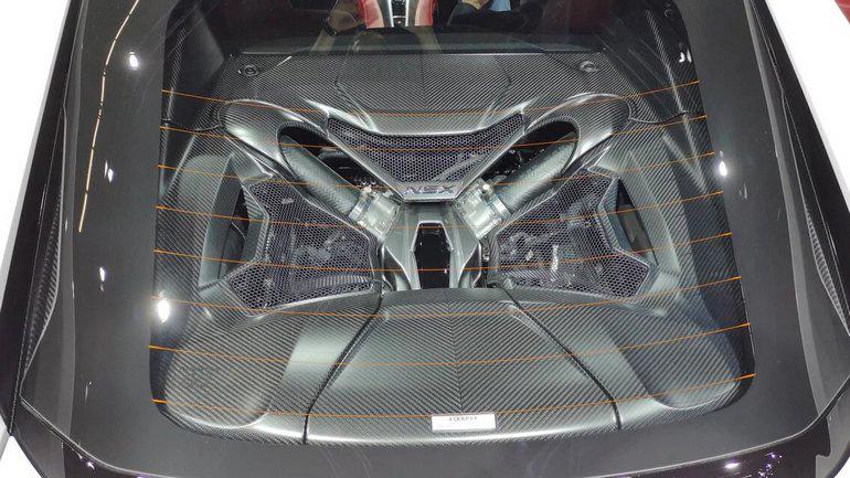 Состоялся дебют новой Honda NSX 3