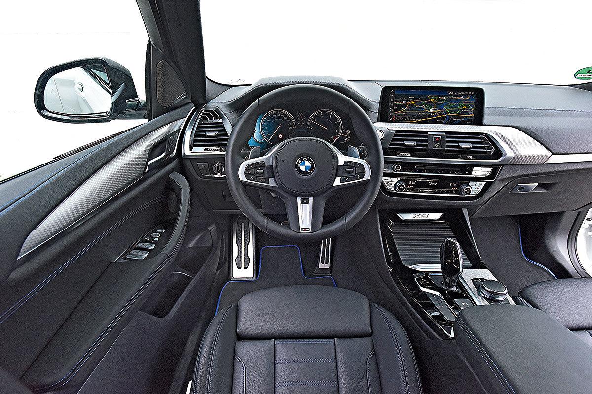 «Счастье или разочарование»: сравнительный тест Mercedes-Benz GLC и BMW X3 3