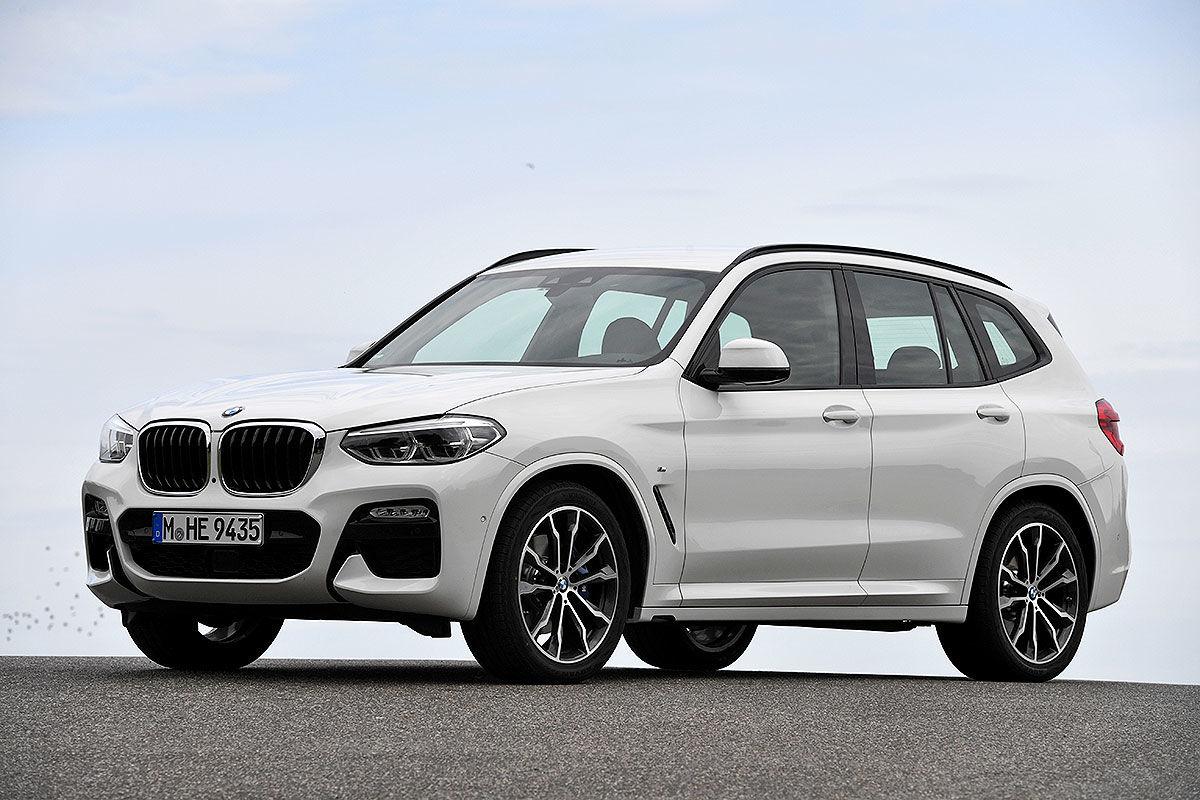 «Счастье или разочарование»: сравнительный тест Mercedes-Benz GLC и BMW X3 1