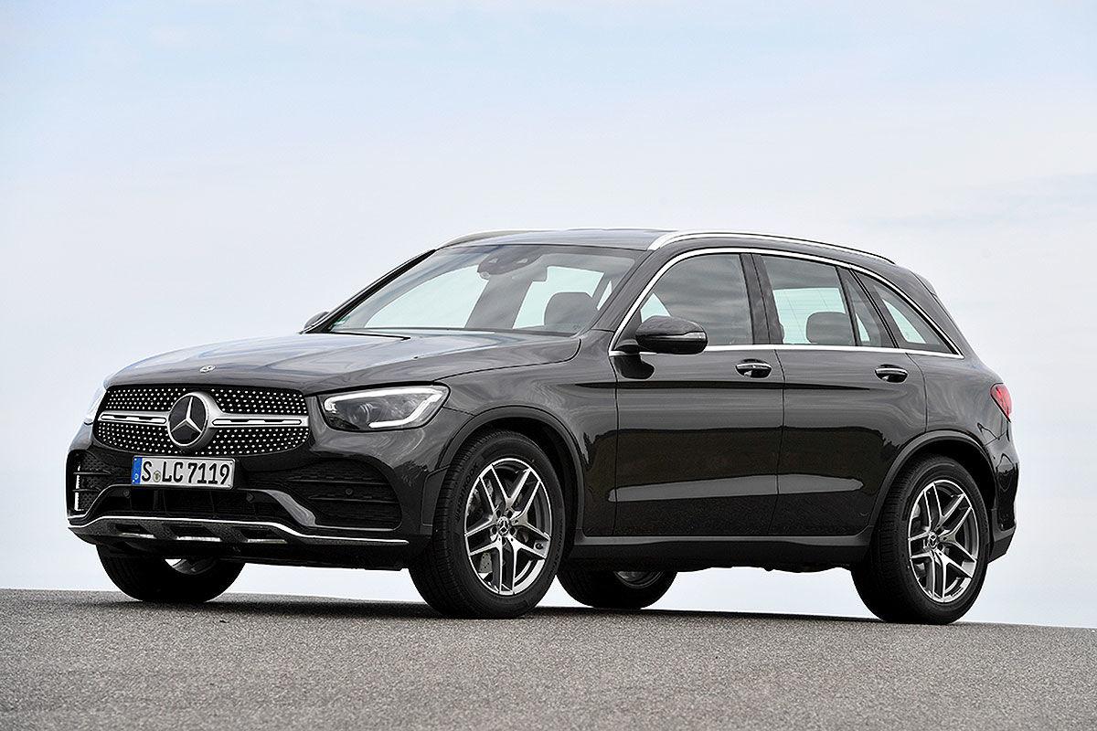 «Счастье или разочарование»: сравнительный тест Mercedes-Benz GLC и BMW X3 2