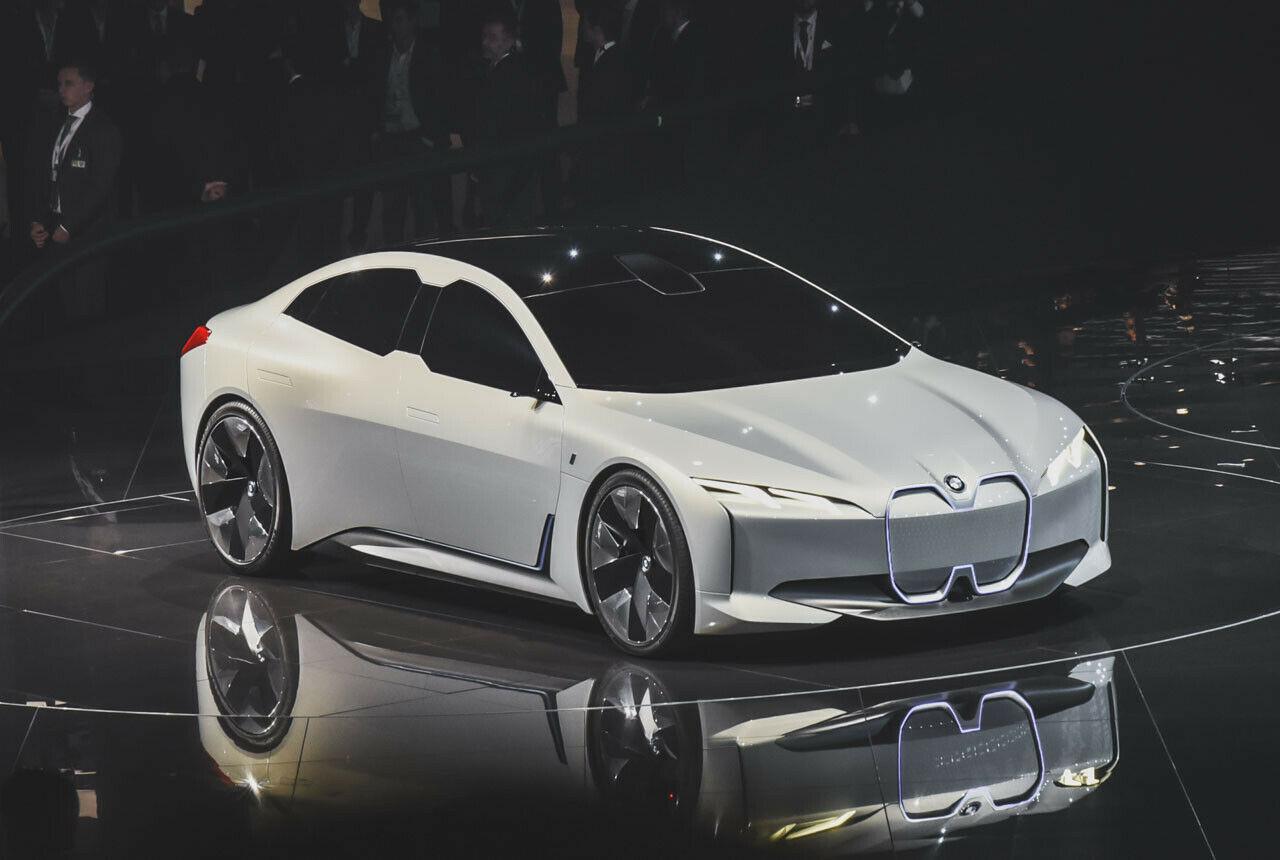 BMW ставит крест на электромобиле i3 3