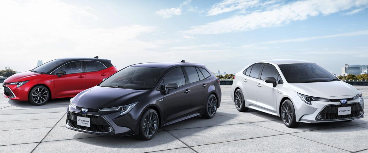 Toyota презентовала «уменьшенный» вариант «Короллы» 1