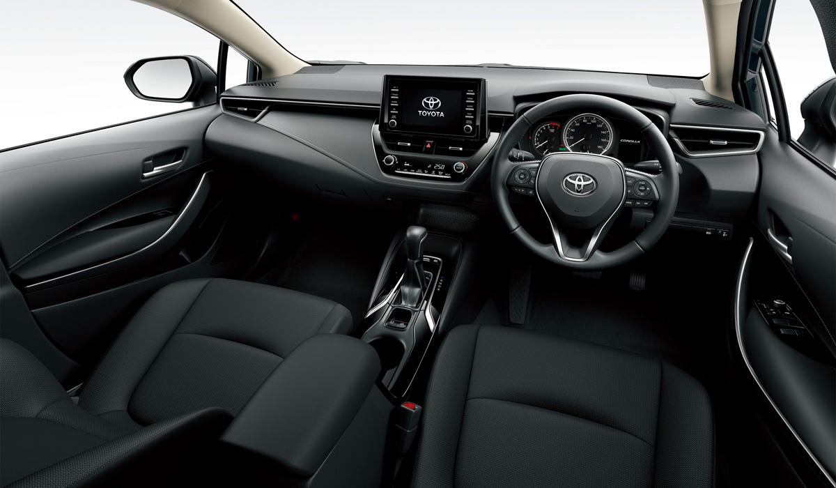 Toyota презентовала «уменьшенный» вариант «Короллы» 2