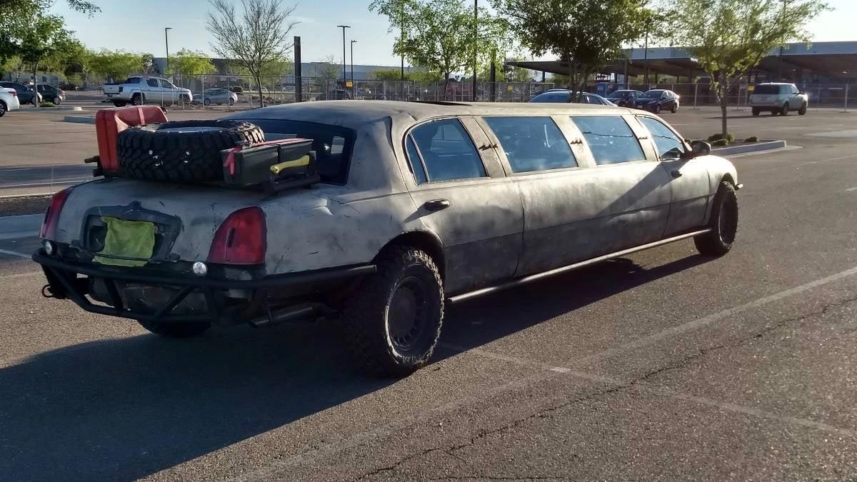 В Америке построили лимузин для апокалипсиса 2