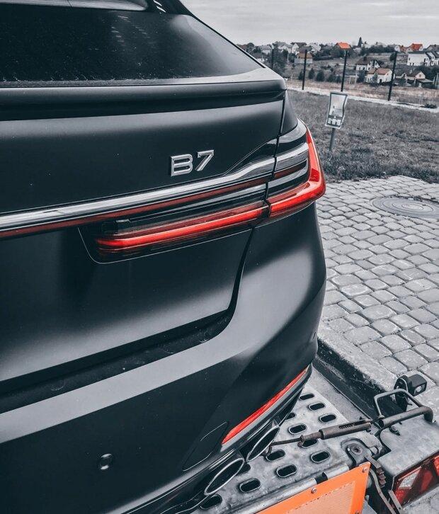 Самый быстрый BMW Alpina B7 xDrive уже замечен в Украине 1