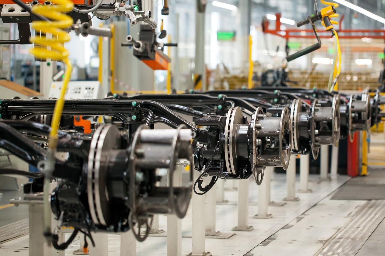 Трагический несчастный случай остановил работу завода Fiat Chrysler 2