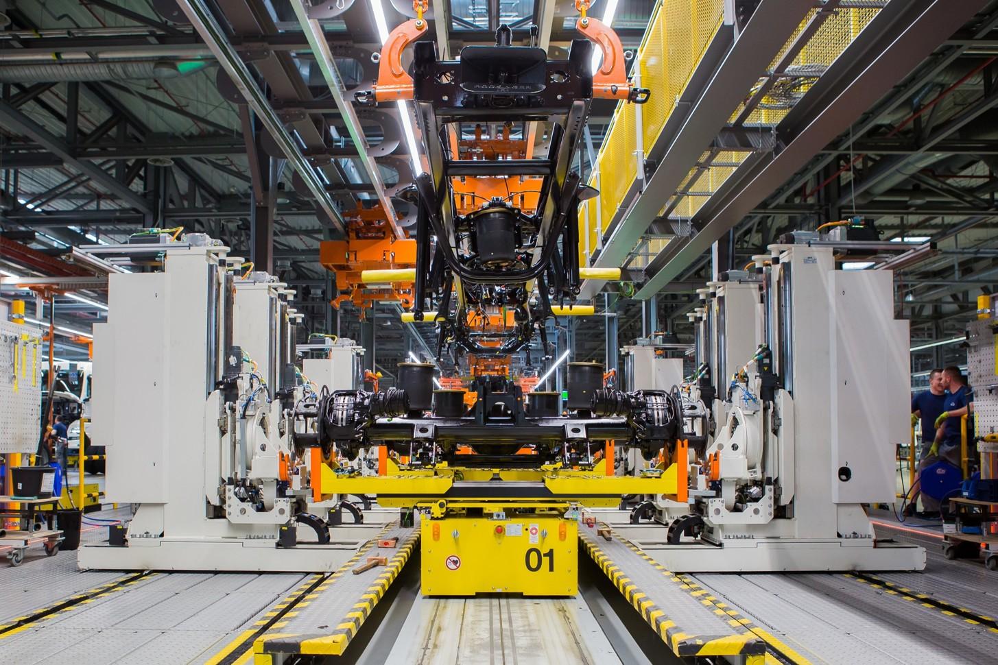 Трагический несчастный случай остановил работу завода Fiat Chrysler 1