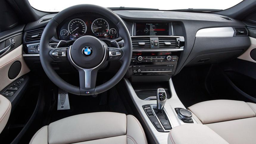 В США отзывают все новые BMW из-за настроек экрана 1
