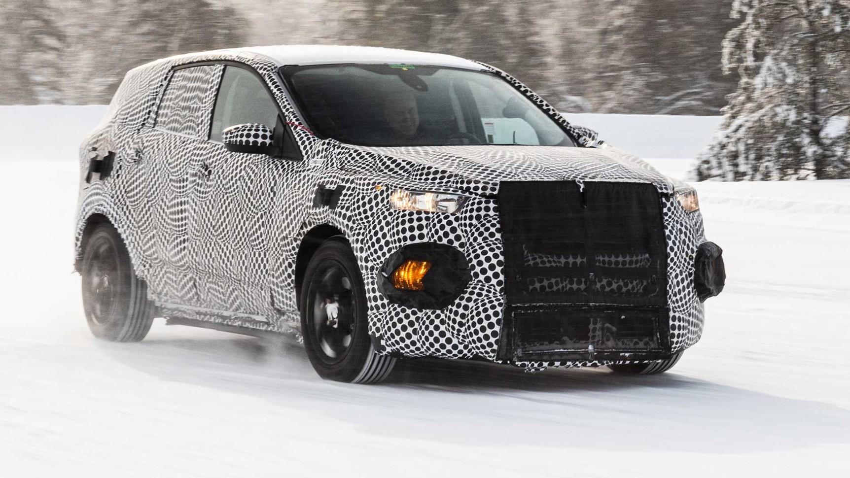 Ford продемонстрировал свой новый внедорожник на видео 1