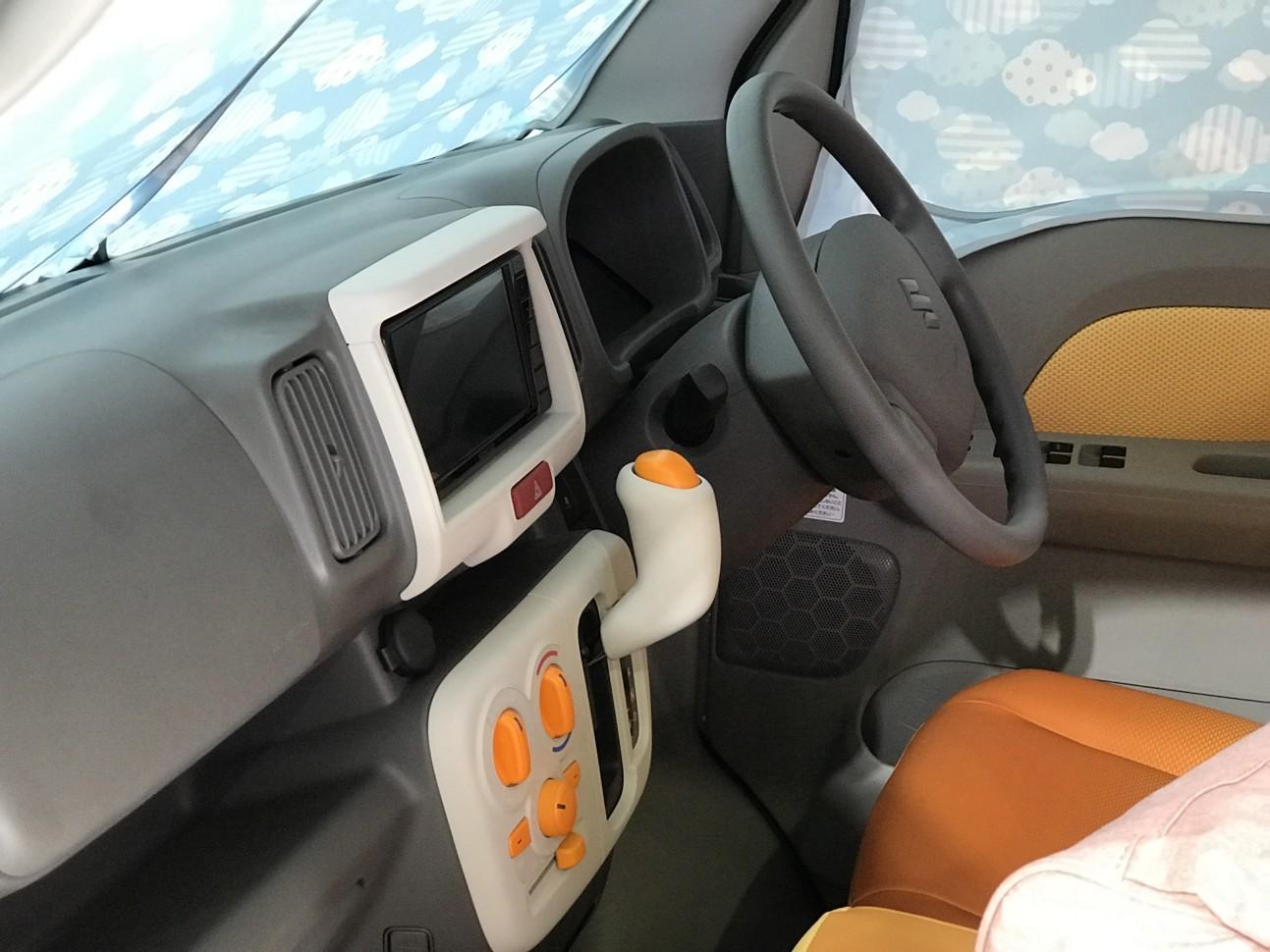 Автосалон в Токио: Suzuki презентовала автомобиль для мам 2