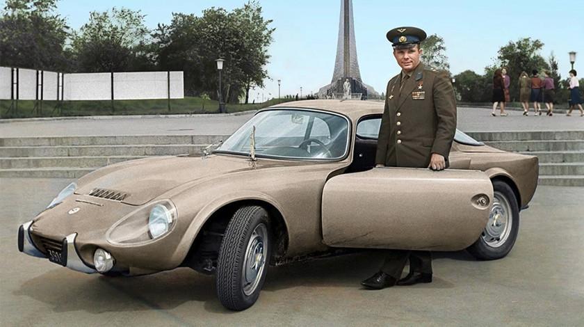 Обман века: какой была «настоящая» иномарка Юрия Гагарина 2