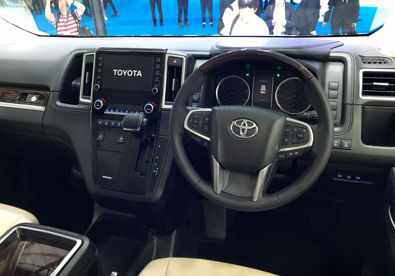 Автосалон в Токио: представлена по-настоящему богатая Toyota 2