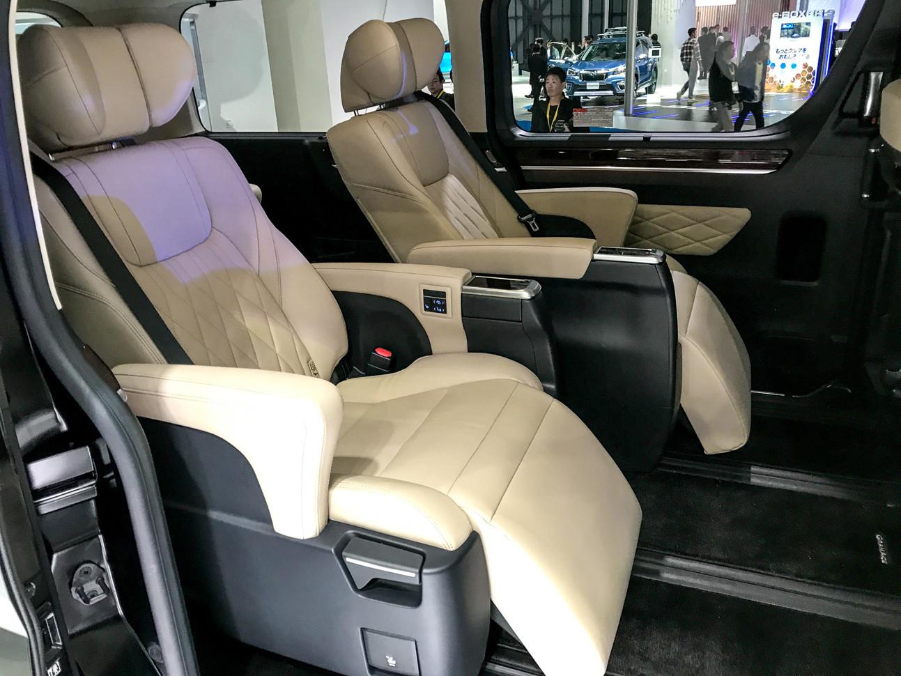 Автосалон в Токио: представлена по-настоящему богатая Toyota 3