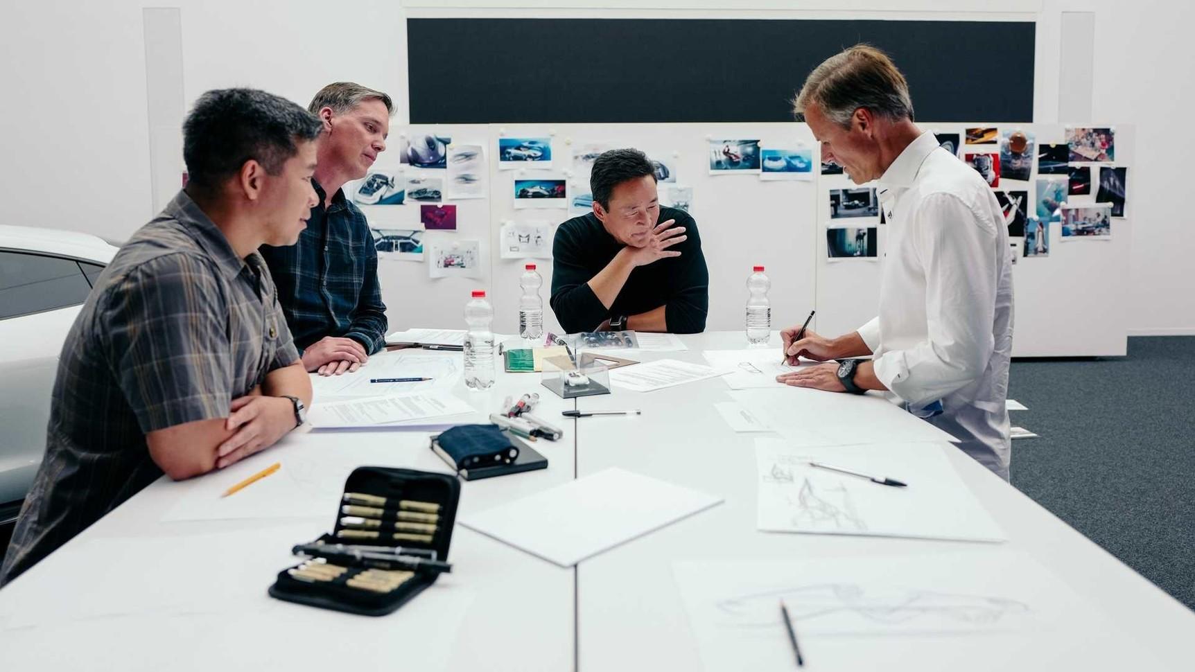 Porsche и Boeing работают над необычным проектом 2