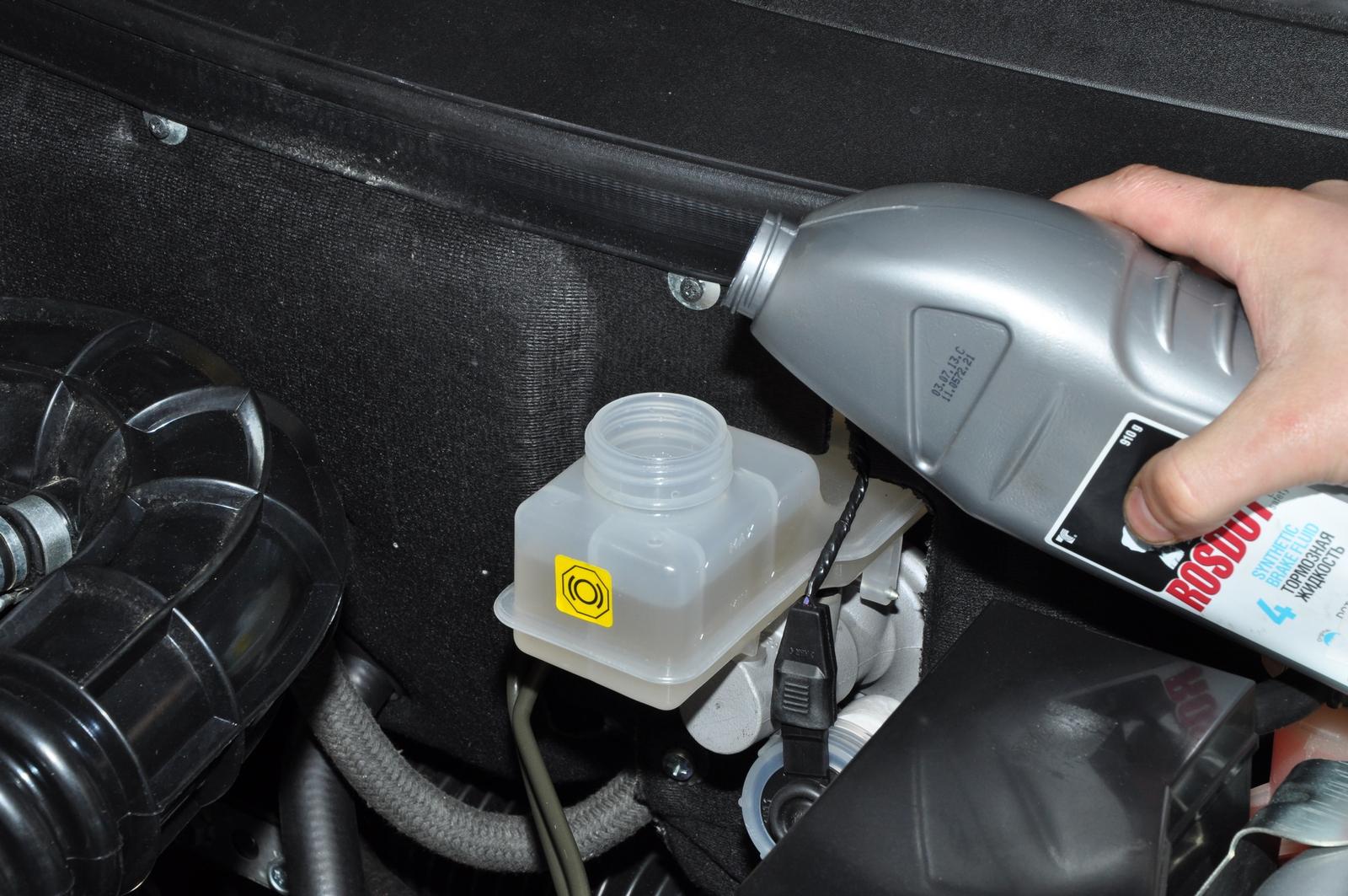 Четыре ситуации, когда срочно нужно менять тормозную жидкость — AvtoBlog.ua
