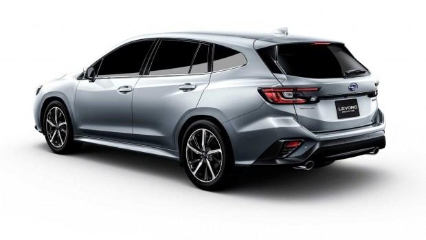 Subaru показала универсал Levorg нового поколения 2