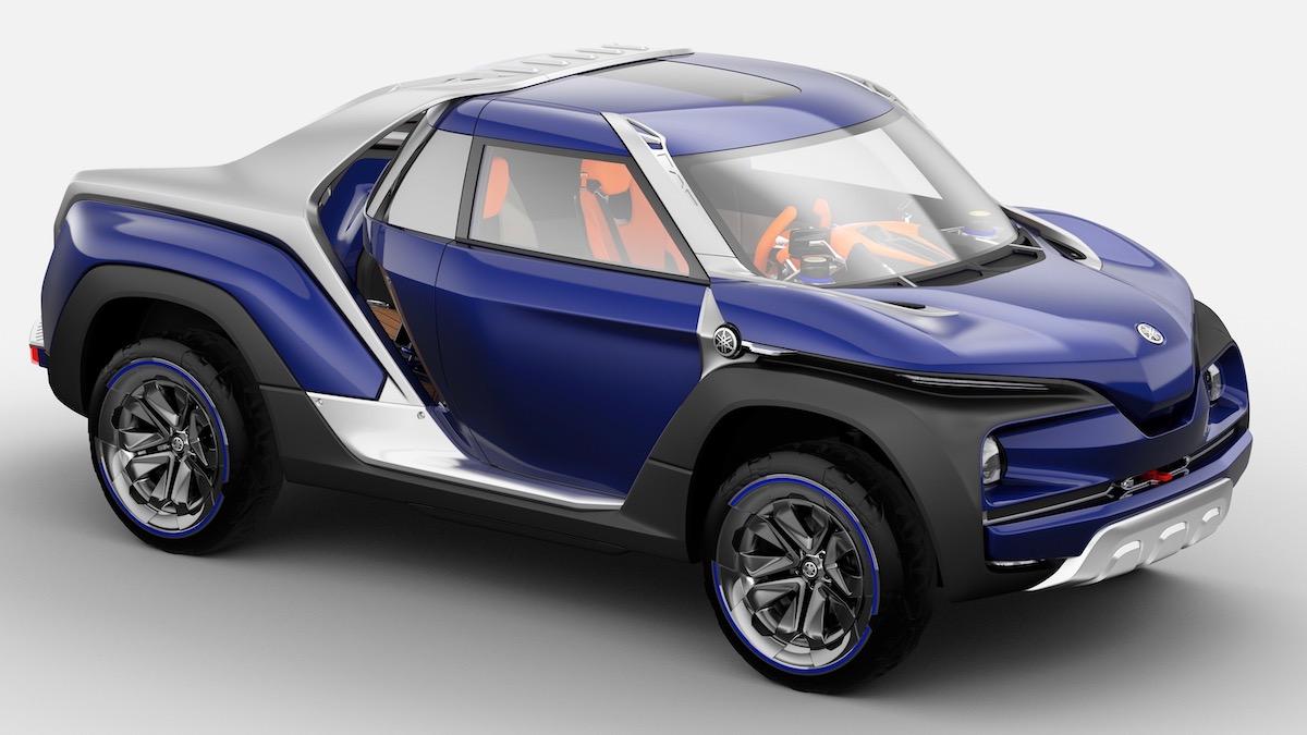 Yamaha больше не хочет производить автомобили 2
