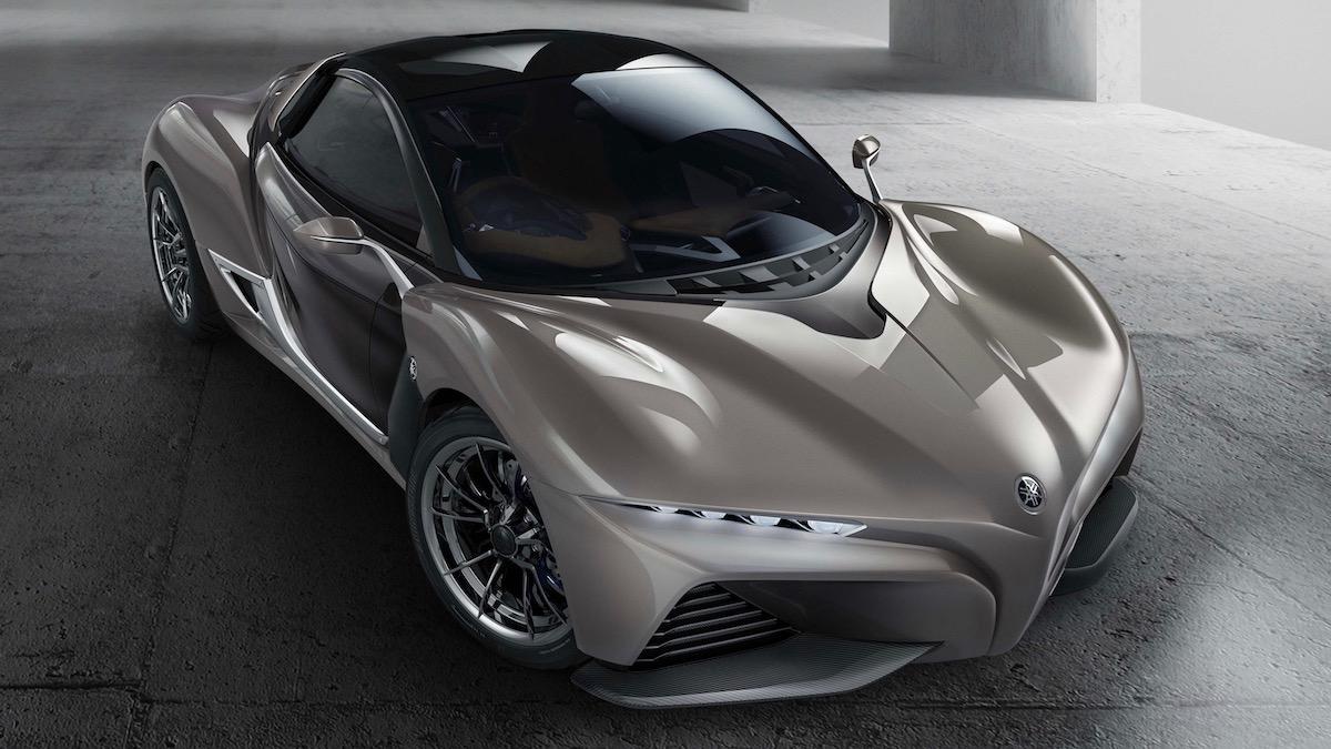Yamaha больше не хочет производить автомобили 3
