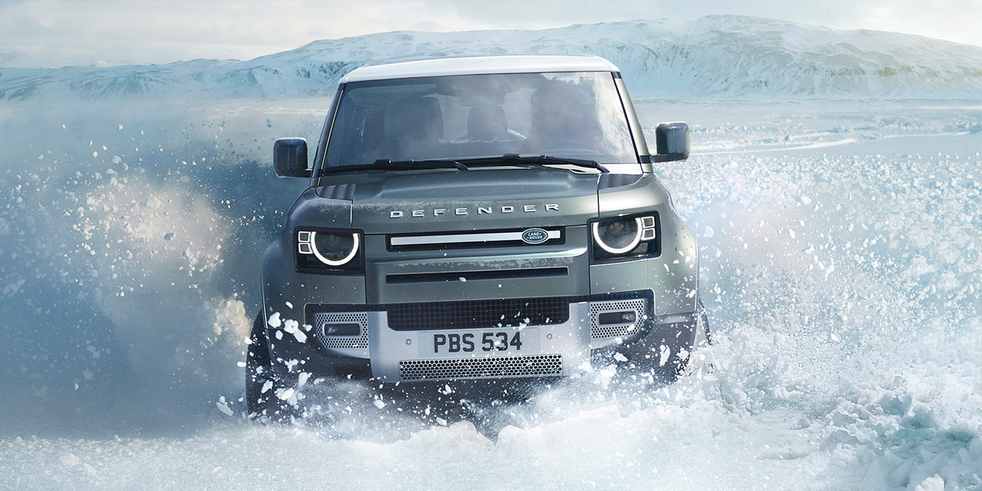 Новый Land Rover Defender получит 500-сильную версию с мотором BMW 1